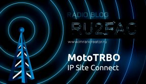 MotoTRBO IP Site Connect. Видеоблог RU2FAC